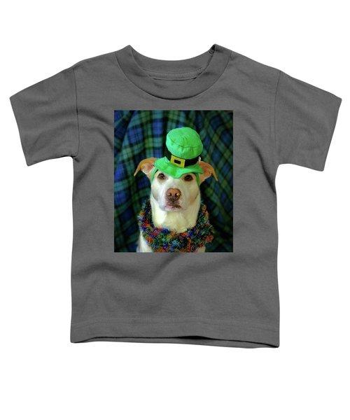 St Pat's Snofie Toddler T-Shirt