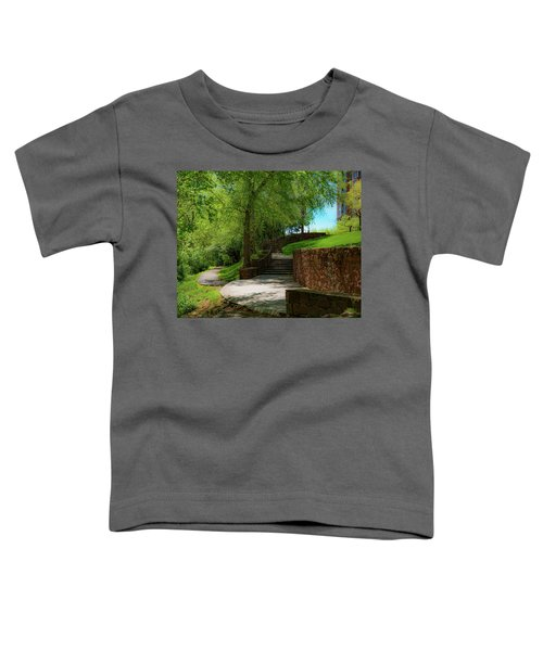 Stairway To Carlyle Toddler T-Shirt