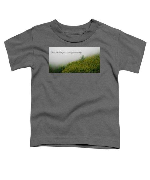 Stand Tall 2x1 Toddler T-Shirt