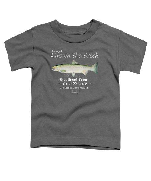 Steelhead Trout Toddler T-Shirt