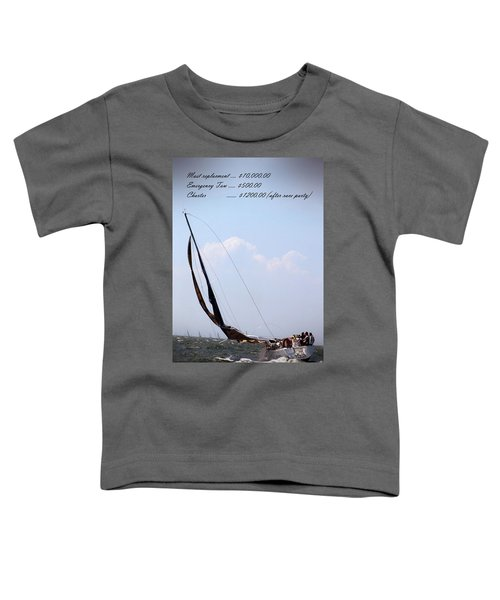 Still Better Than A Day At The Office Toddler T-Shirt