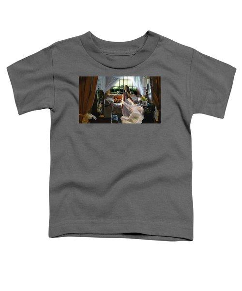 Still Twirling In My Room Toddler T-Shirt