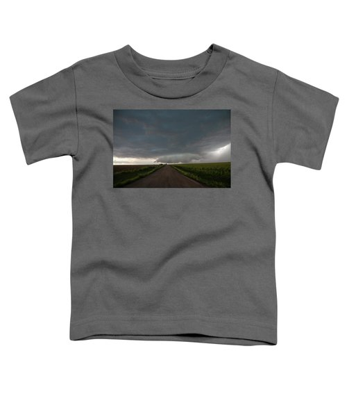 Storm Chasin In Nader Alley 025 Toddler T-Shirt