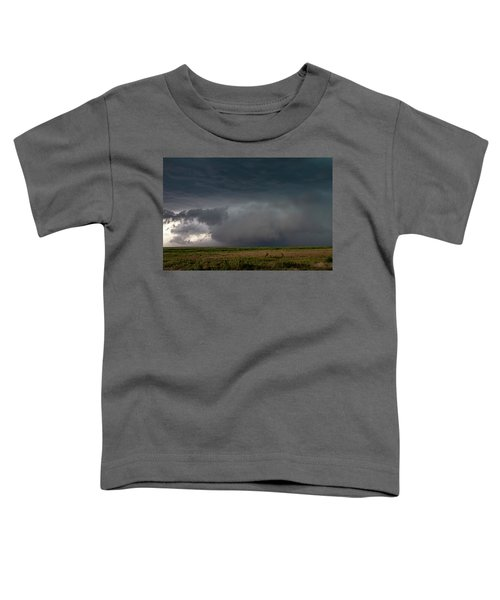 Storm Chasin In Nader Alley 030 Toddler T-Shirt