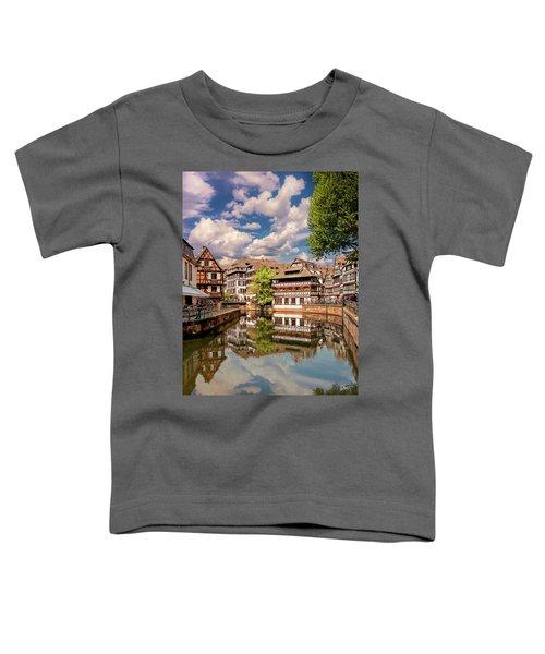 Strasbourg Center Toddler T-Shirt