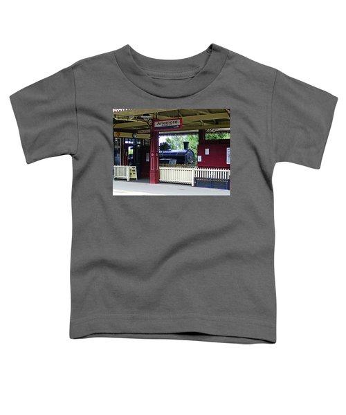 Strathspey Railway. Caladonian Railway 828 Toddler T-Shirt