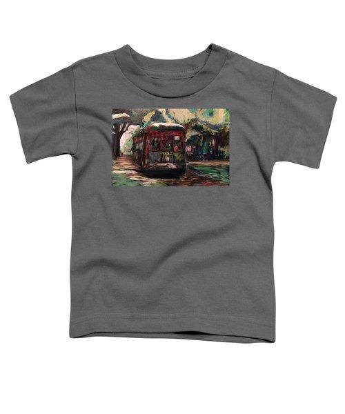 Streetcar  Toddler T-Shirt