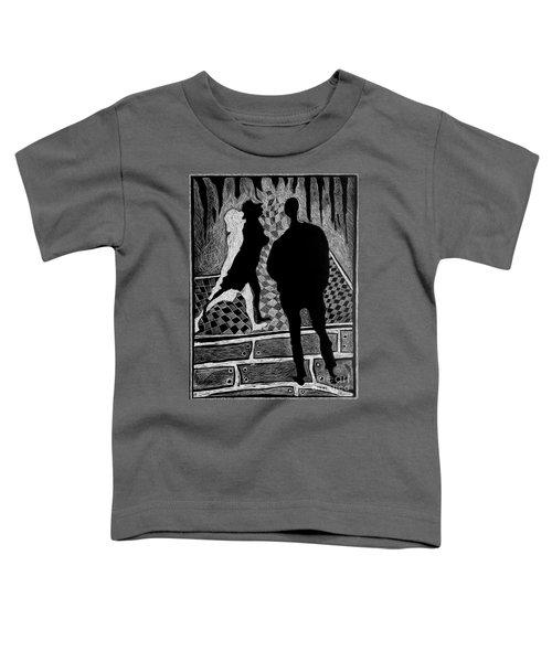 Strolling Toddler T-Shirt