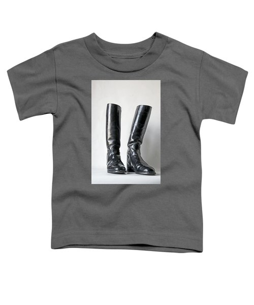 Studio. Riding Boots. Toddler T-Shirt