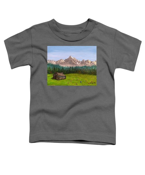 Stump Toddler T-Shirt