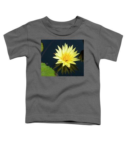 Stunning In Yellow Toddler T-Shirt