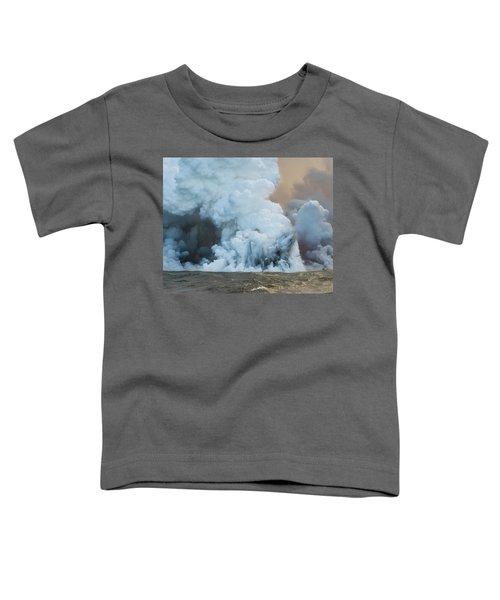 Submerged Lava Bomb Toddler T-Shirt