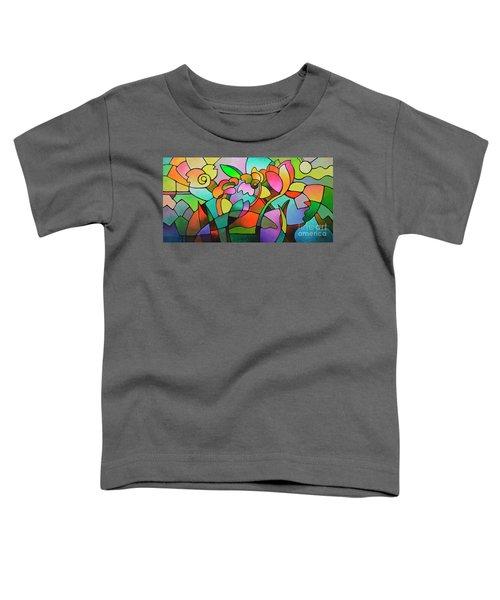 Summer Day Toddler T-Shirt