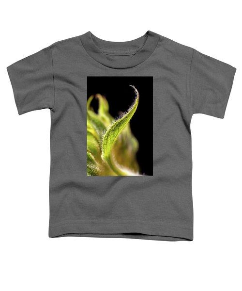 Sunflower Leaf Toddler T-Shirt