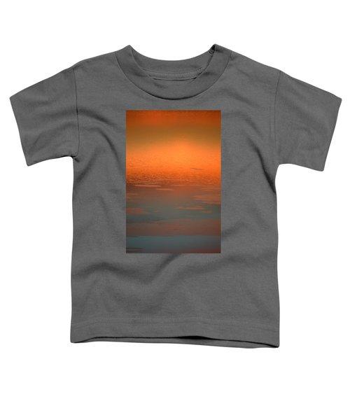 Sunrise Reflections Toddler T-Shirt