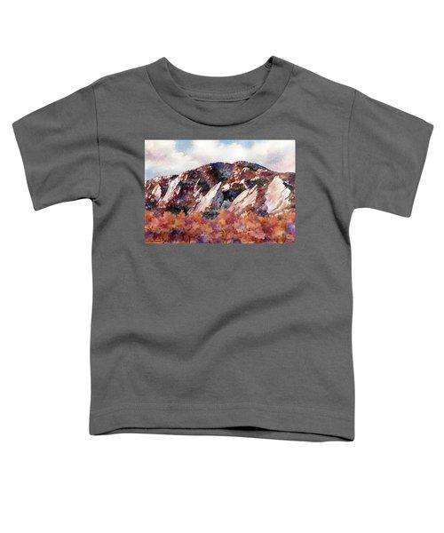 Sunrise Splendor Toddler T-Shirt