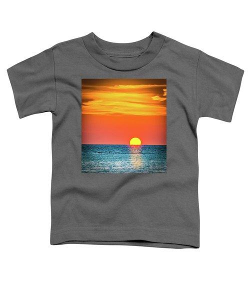 Sunset Captiva  Toddler T-Shirt