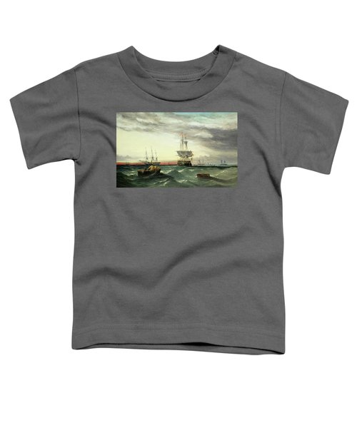 Sunset In The Downs Toddler T-Shirt