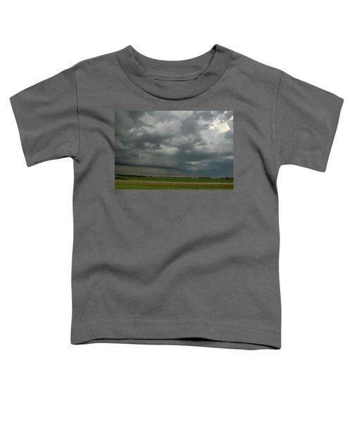 Supercells In Nebraska 049 Toddler T-Shirt