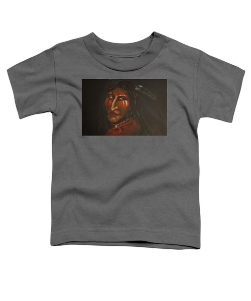 Suspicion Or Uncertainty Toddler T-Shirt