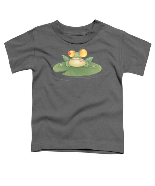 Swamp Snack Toddler T-Shirt