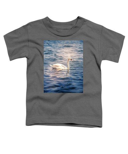 Swan Toddler T-Shirt