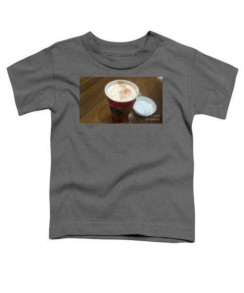 Sweet Cappuccino Toddler T-Shirt