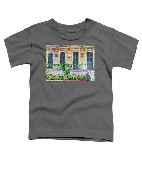 Sweet Cream And Ivy Toddler T-Shirt