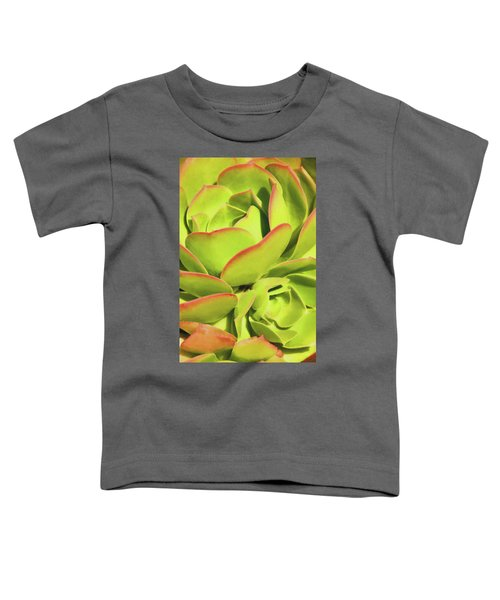 Sweet Succulents I Toddler T-Shirt