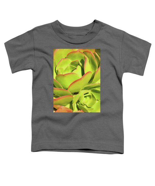 Sweet Succulents I Toddler T-Shirt