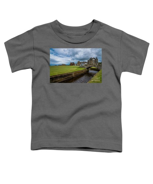 Swilcan Burn - The Old Course  Toddler T-Shirt
