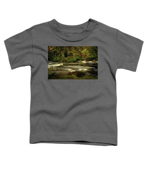 Swirling River Toddler T-Shirt