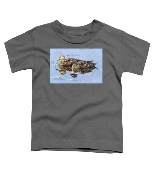 Synchronized Swimming Toddler T-Shirt