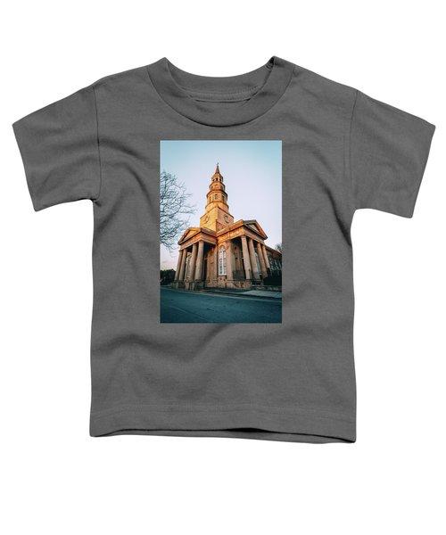 Take Me To Church Toddler T-Shirt