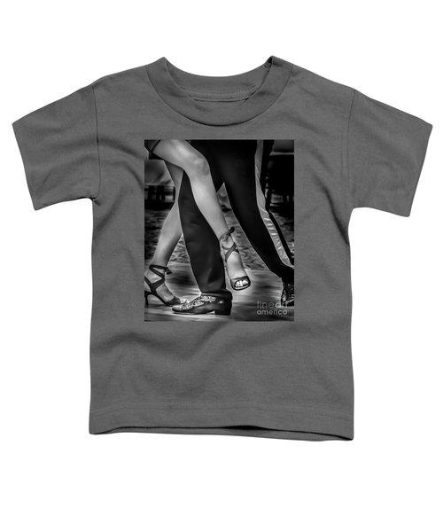Tango Of Feet Toddler T-Shirt