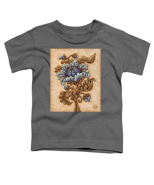 Tapestry Flower 5 Toddler T-Shirt