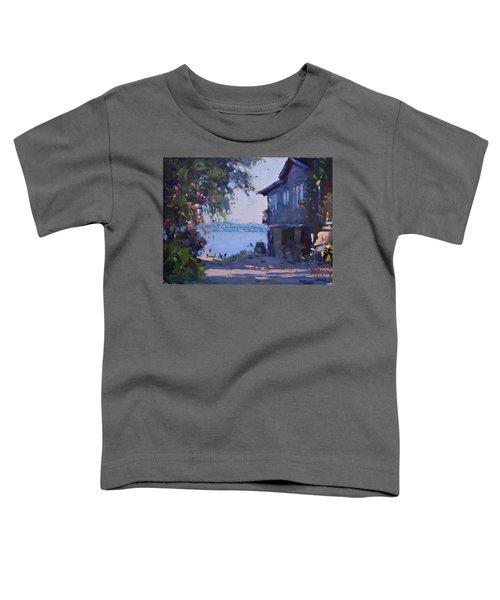 Tappan Zee Bridge Toddler T-Shirt
