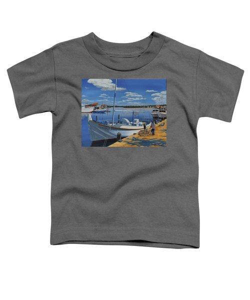 Tarpon Springs Sponger Toddler T-Shirt