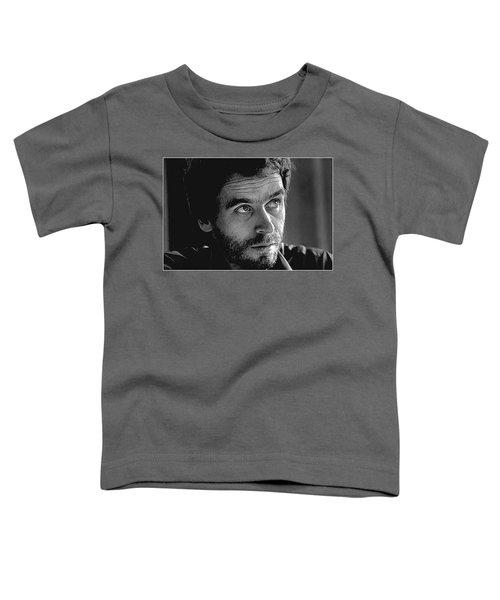 Ted Bundy Bw Toddler T-Shirt