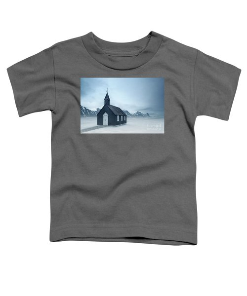 Temple Of The Winds Toddler T-Shirt