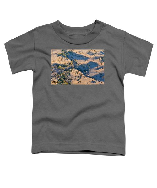 Toddler T-Shirt featuring the photograph Terra by Carl Young
