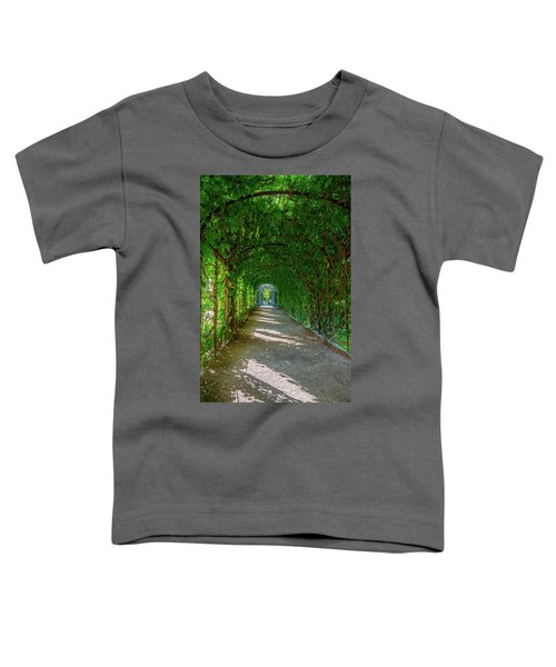 The Alley Of The Ivy Toddler T-Shirt
