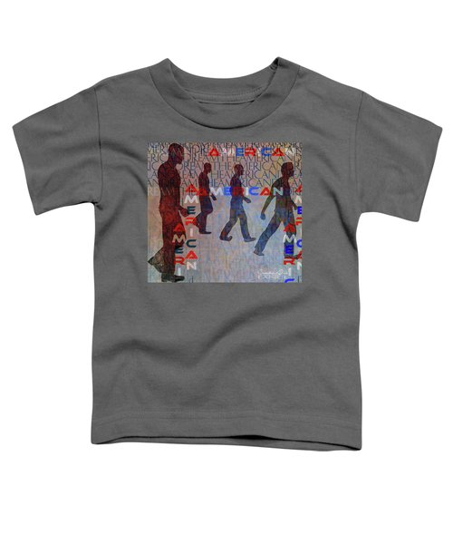 The American Dream Toddler T-Shirt
