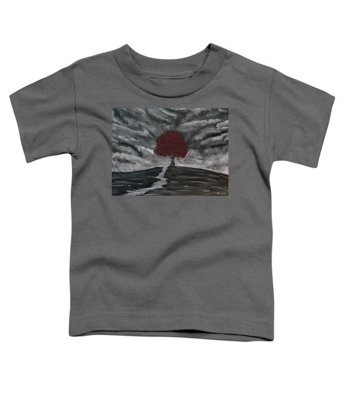 The Art Of Life Toddler T-Shirt