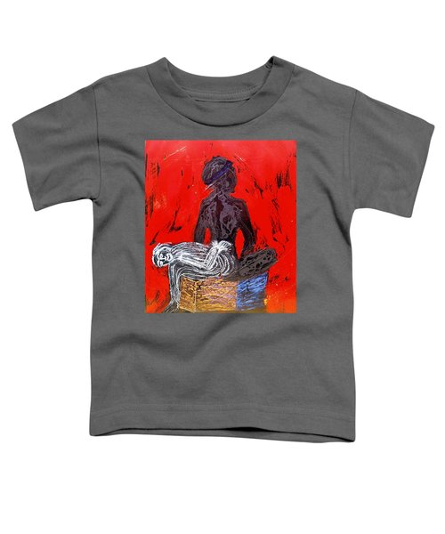The Blood Hot Fantasy Toddler T-Shirt