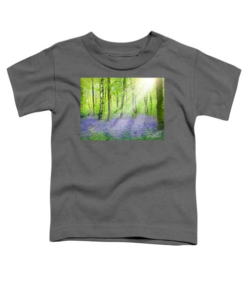 The Bluebell Woods Toddler T-Shirt