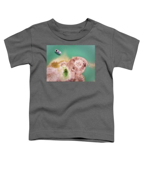 The Boat Toddler T-Shirt