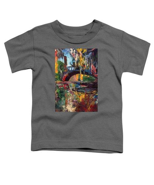The Bridge At City Park New Orleans Toddler T-Shirt