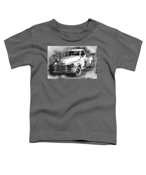 The Chevy Truck Toddler T-Shirt