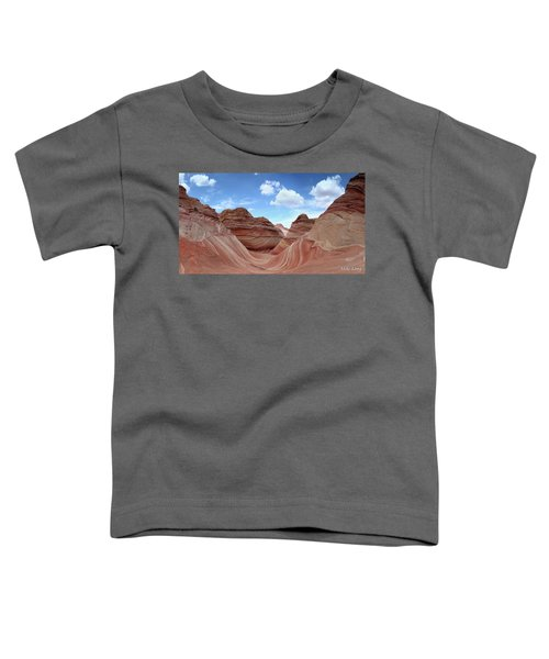 The Classic Wave Toddler T-Shirt